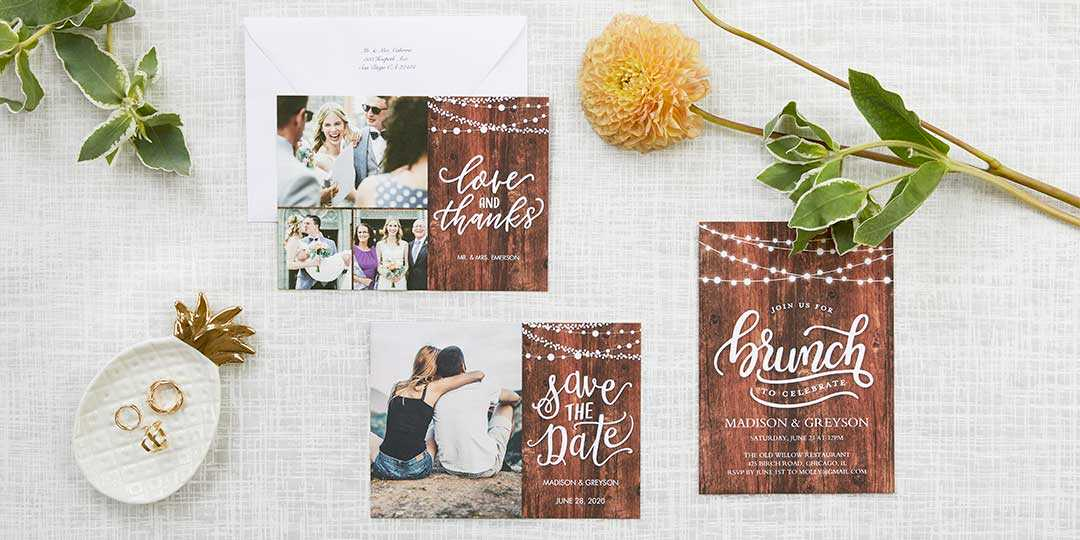Coordinating designs for your dream theme.