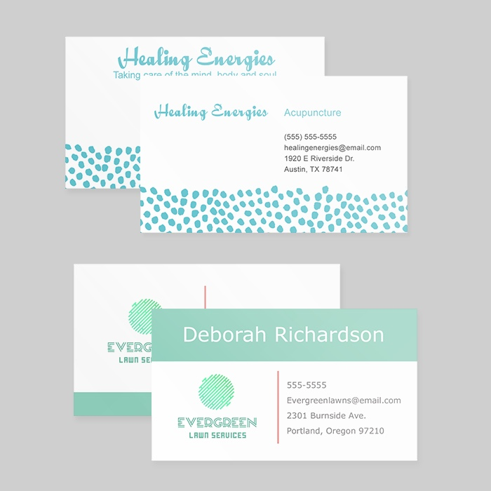 Business Cards Professional
