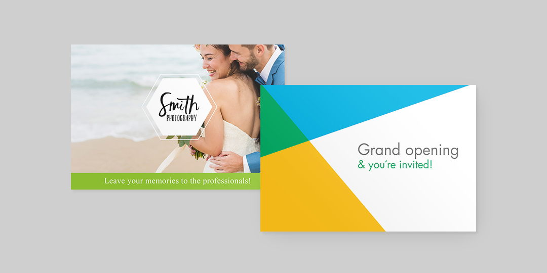 Business Notecards Walgreens Photo