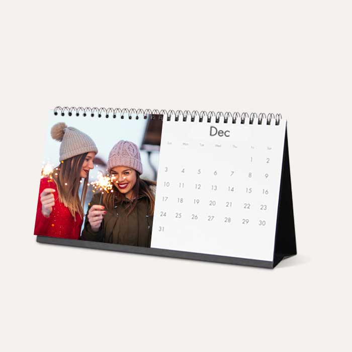 "Walgreens 4"" x 8"" Photo Desk Calendar"