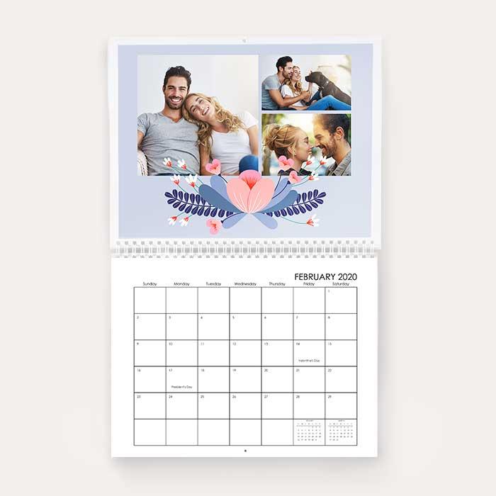 11x14 Wall Calendar