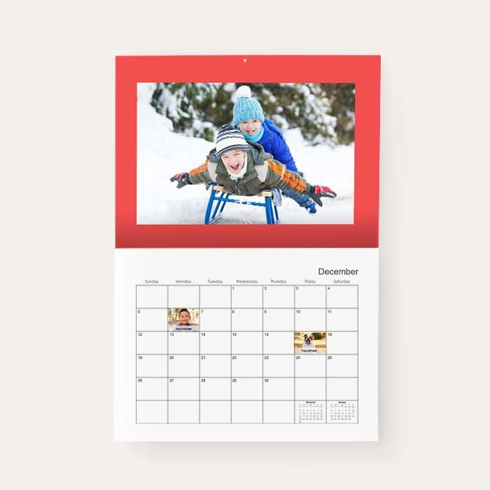9x12 Premium Wall Calendar