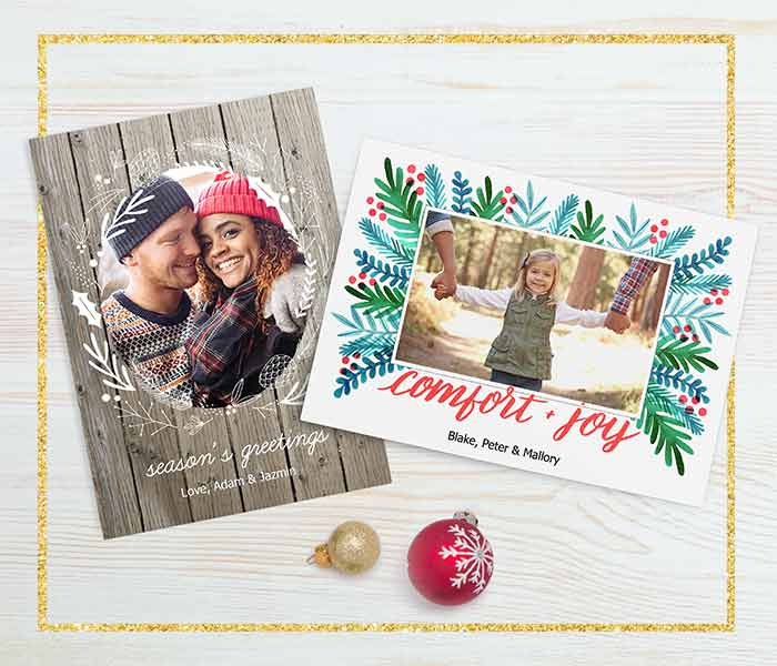 Photo Cards - Create Custom Photo Cards | Walgreens Photo