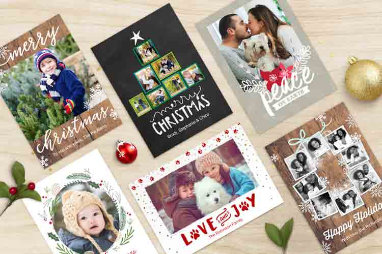 2018 Holiday Cards Collection