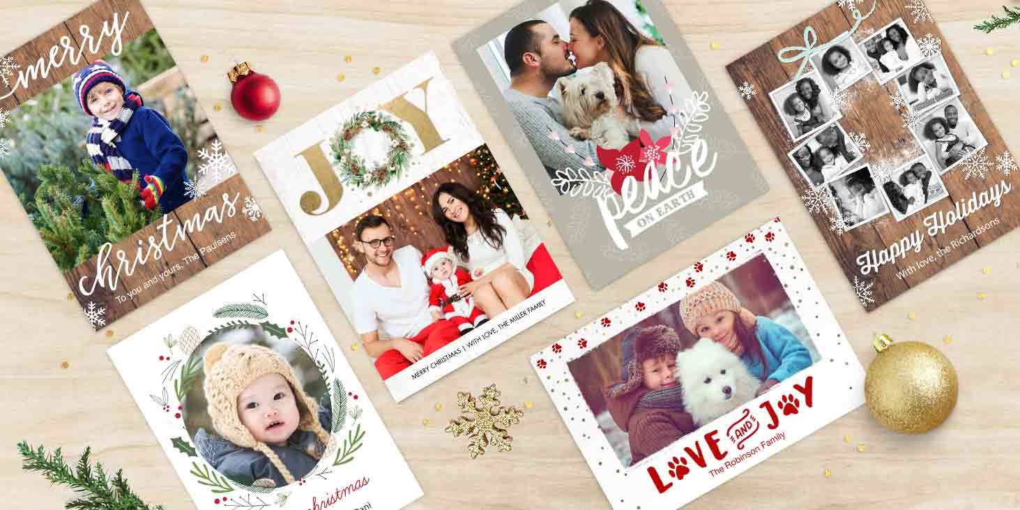 2019 Holiday Cards Collection