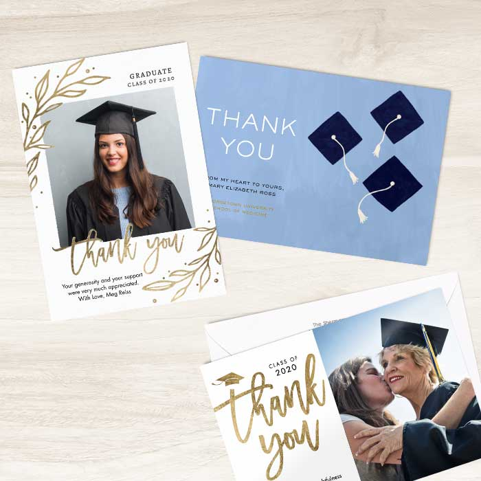 Graduation Thank You's