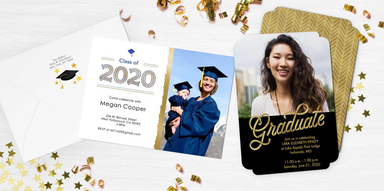 Premium Graduation Cards