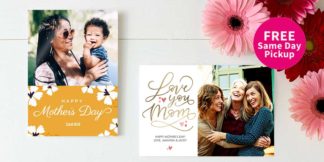 FREE Same Day Pickup. Mother's Day Cards