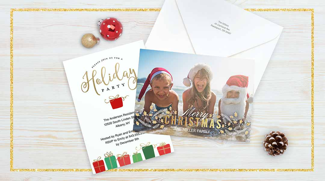 2017 Holiday Cards Collection