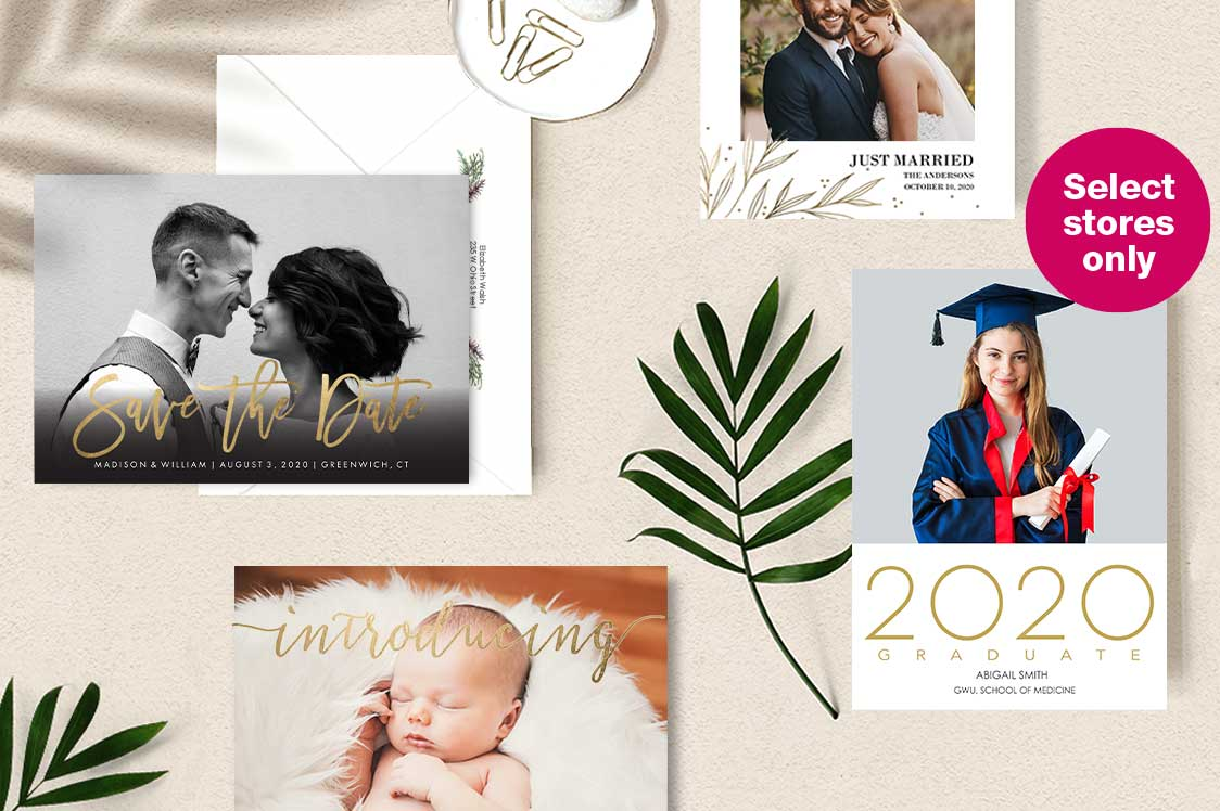 Cards for special moments