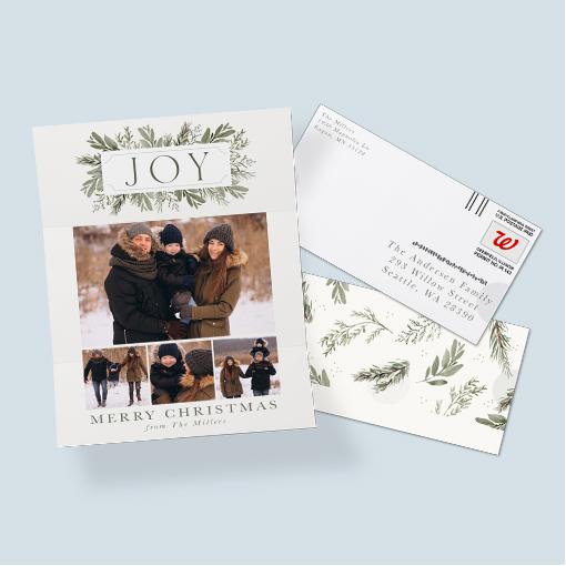 Mail-for-Me Premium 7x10 Seal & Send Card