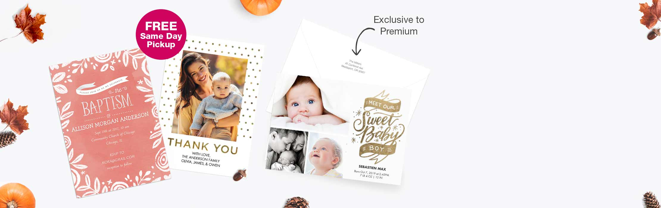 FREE Same Day Pickup. Extra-special hellos. Our heavyweight cardstock adds instant elegance to your Cards.