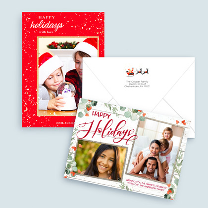 2021 Holiday Cards Collection