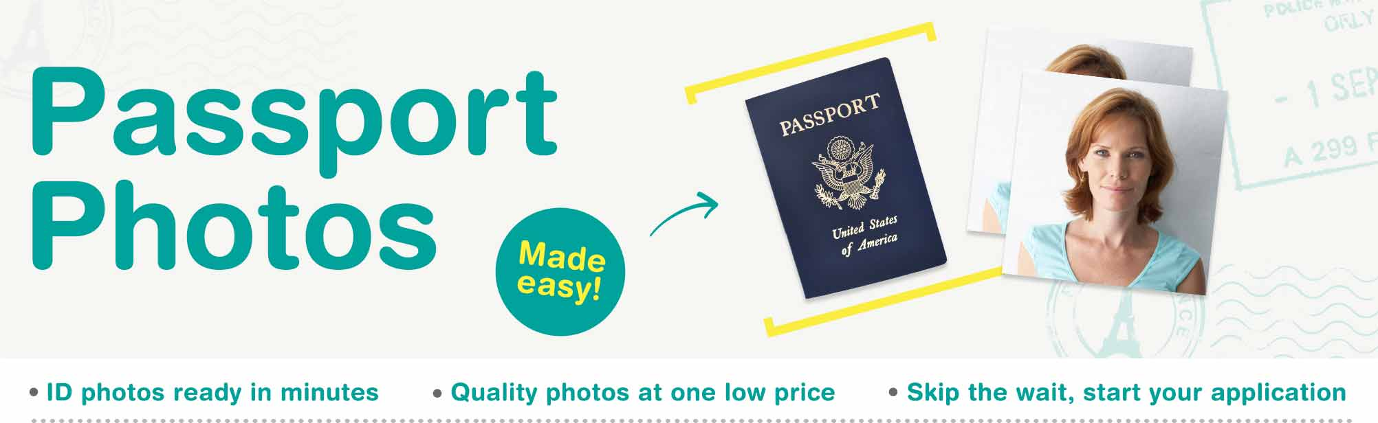 Passport Photos | Walgreens Photo