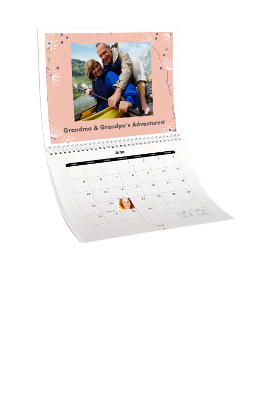Photo Calendars - Make A Custom Calendar | Walgreens Photo
