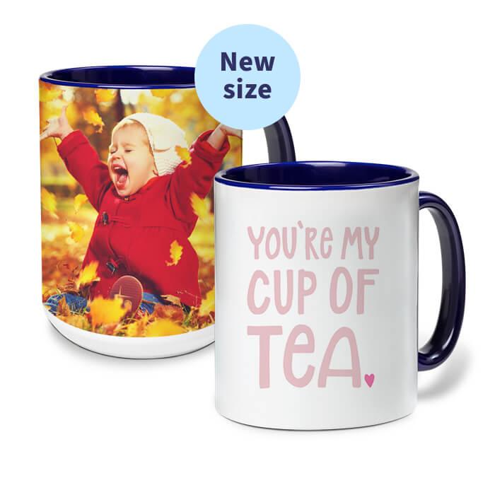 New sizes
