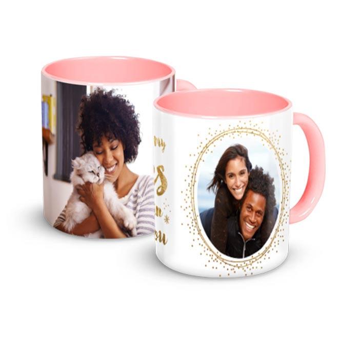 11 oz. Mug, Pink