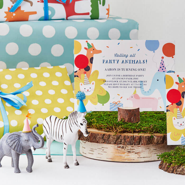 Party Animal Birthday Party Idea