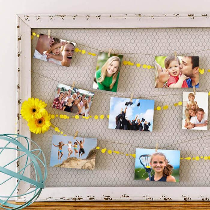 Graduation Photo Memory Wall