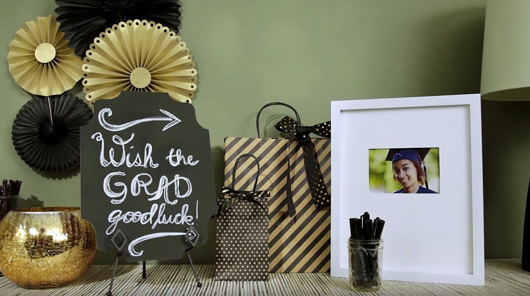 Personalized Graduation Party Ideas