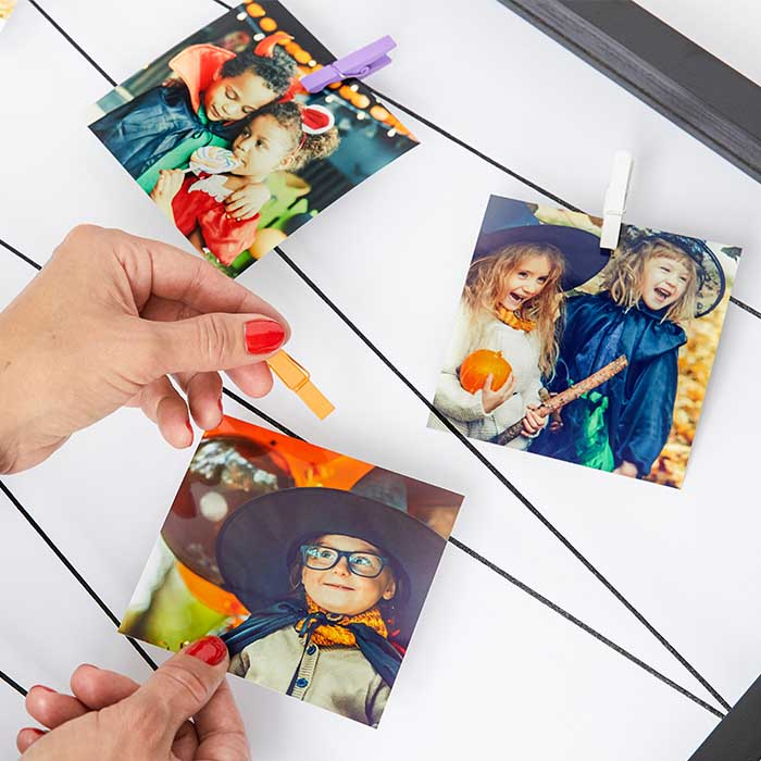 Ways to Display Halloween Photos