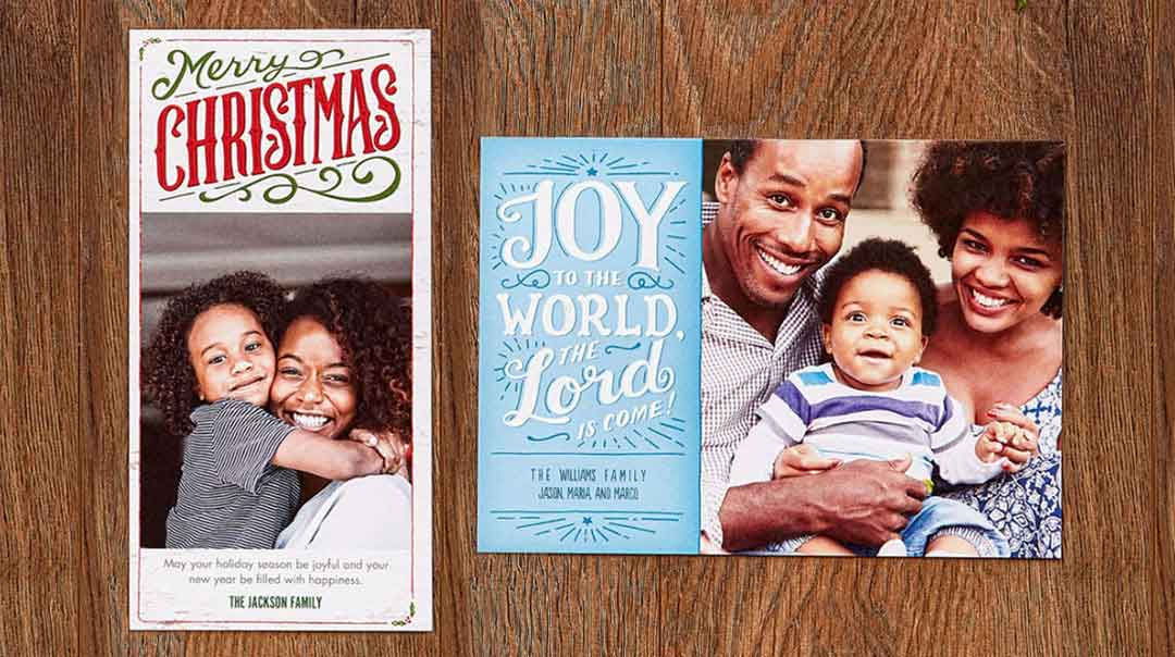 Holiday Cards For Every Occasion