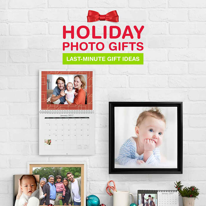 Last Minute Photo Gift Ideas