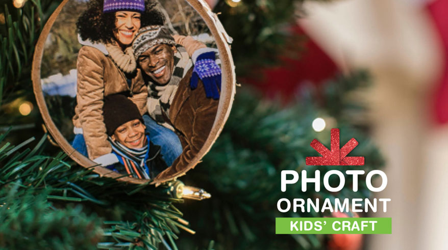 How To Make A Diy Photo Ornament Walgreens Photo Blog Walgreens Photo