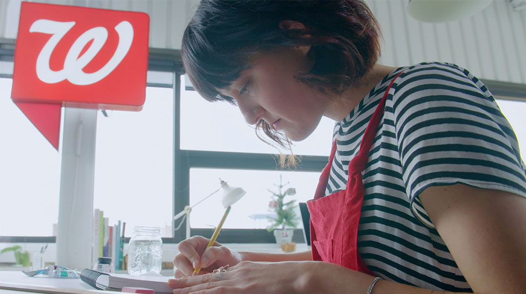 Handmade with Love: Meet Dani, hand-lettering artist and illustrator for Photo Cards and Gifts