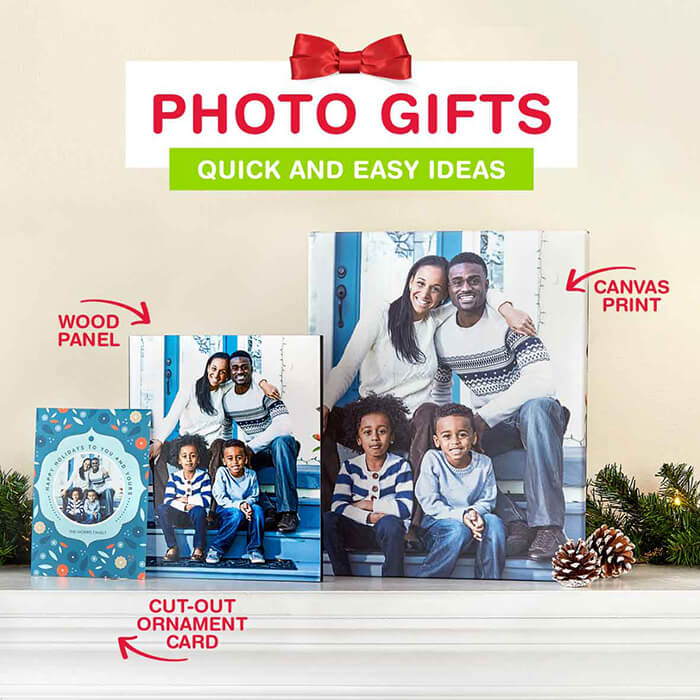 Easy Photo Gift Ideas