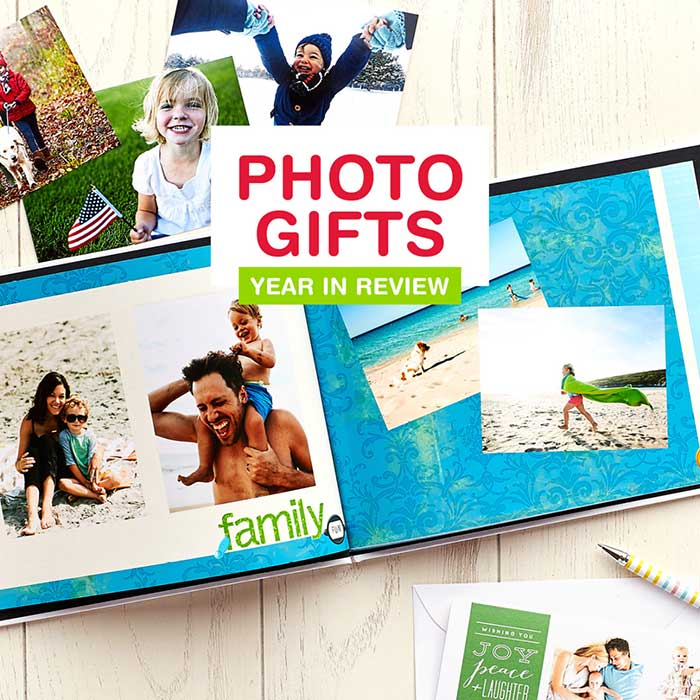 Year In Review Photo Gift Ideas