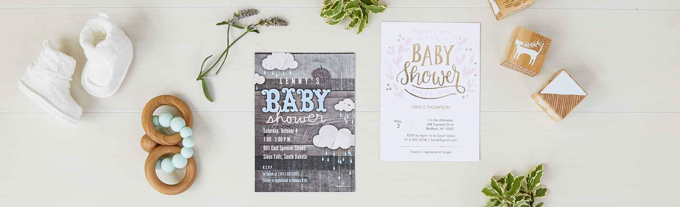 How to Word Invitations for Baby Shower for Boys, Girls and Twins