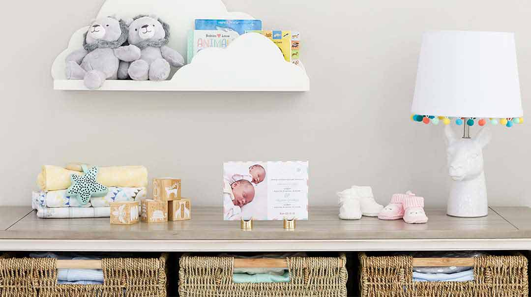 How to Word Birth Announcements for Twins