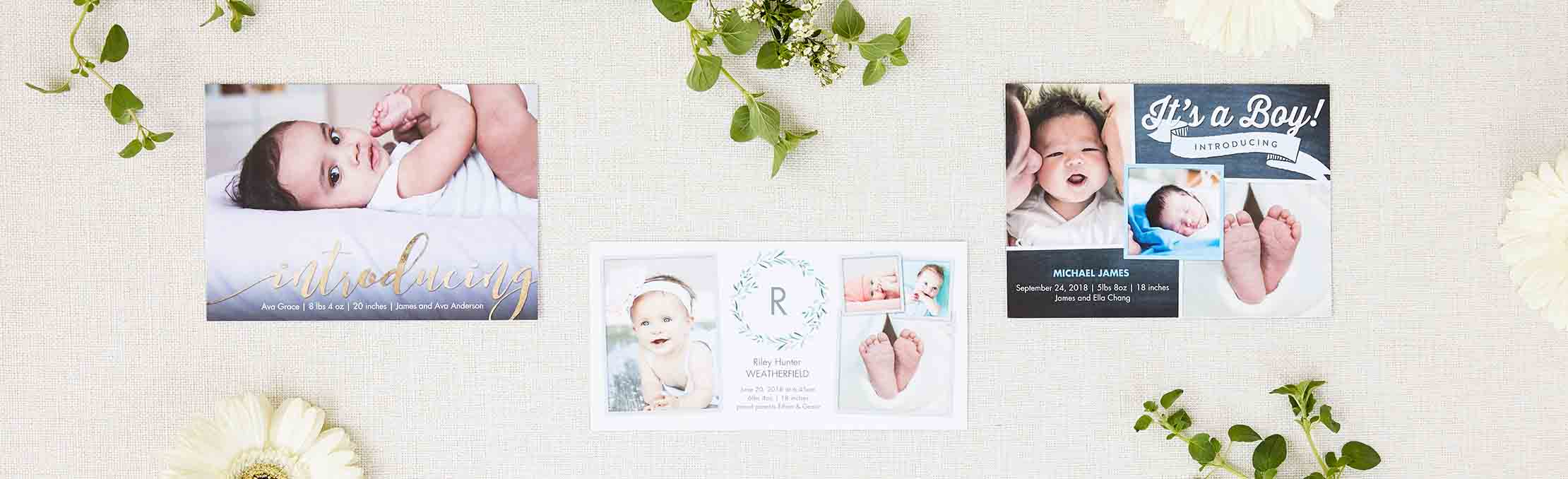 How to Word Birth Announcements