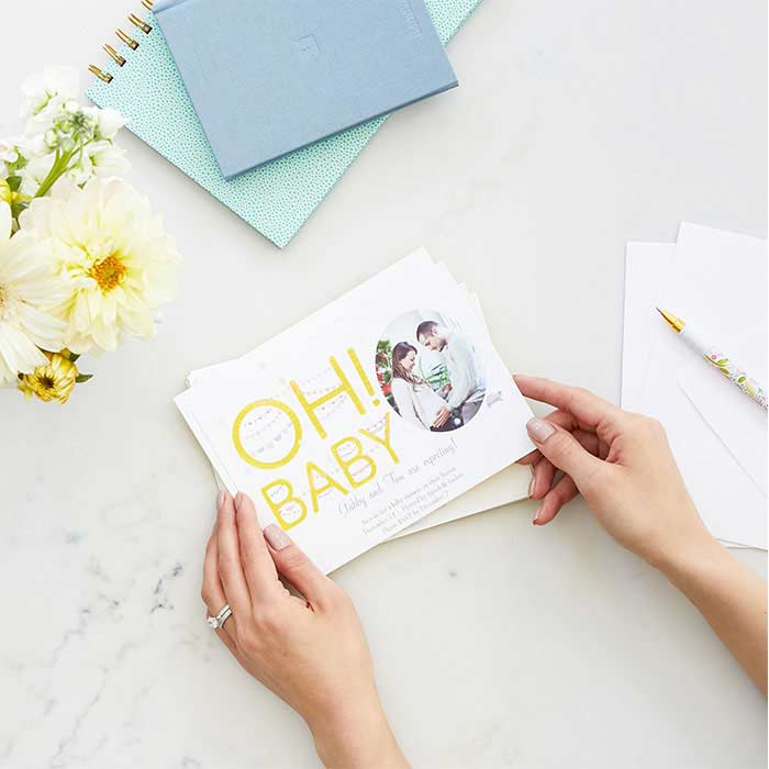 How to Word Invitations for Coed Baby Shower