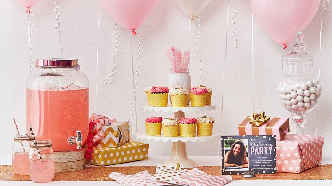 sweet 16 party ideas walgreens photo blog walgreens photo