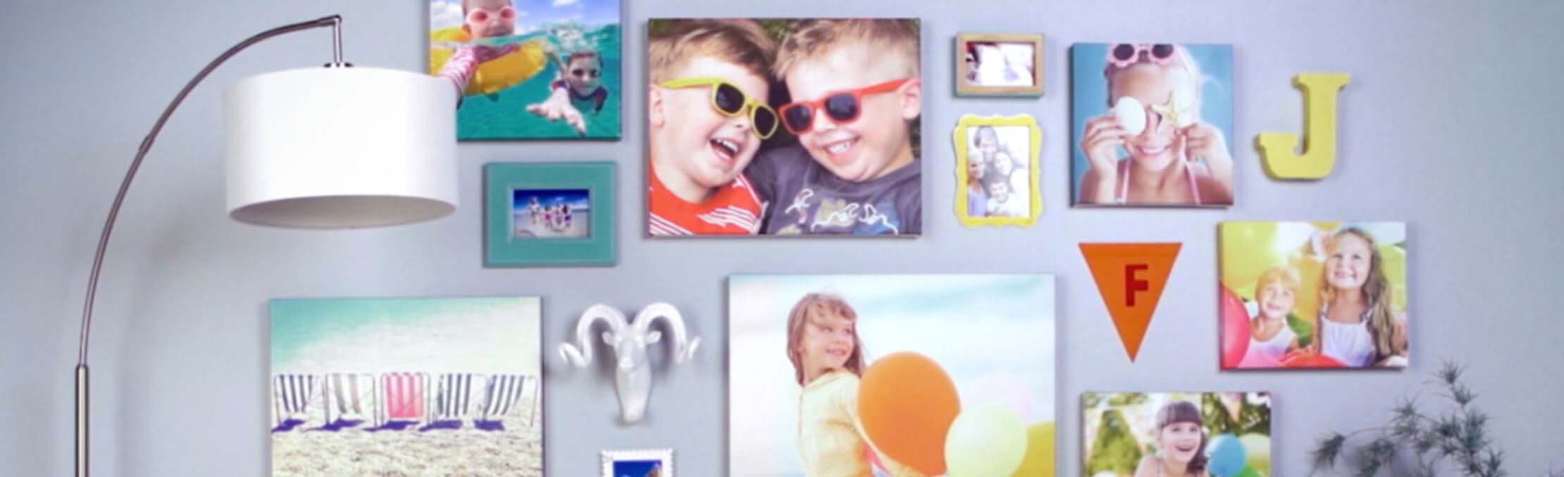 How To Create A Gallery Wall Walgreens Photo Blog Walgreens Photo