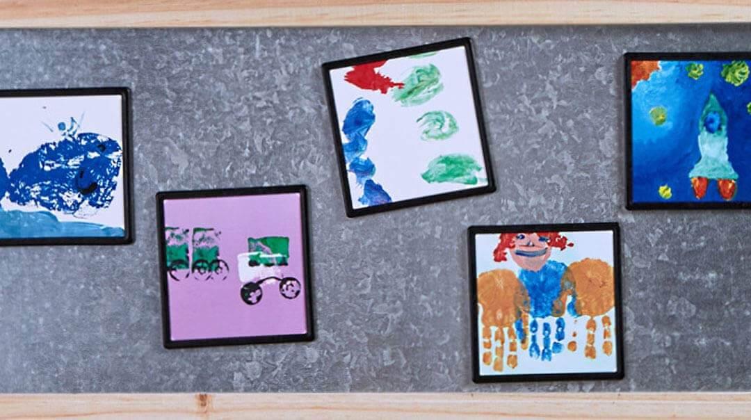 Mother\'s Day DIY Framed Magnets Gift Idea | Walgreens Photo Blog ...