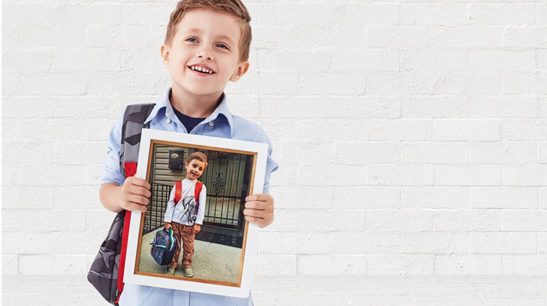 Ideas for First Day of School Photos