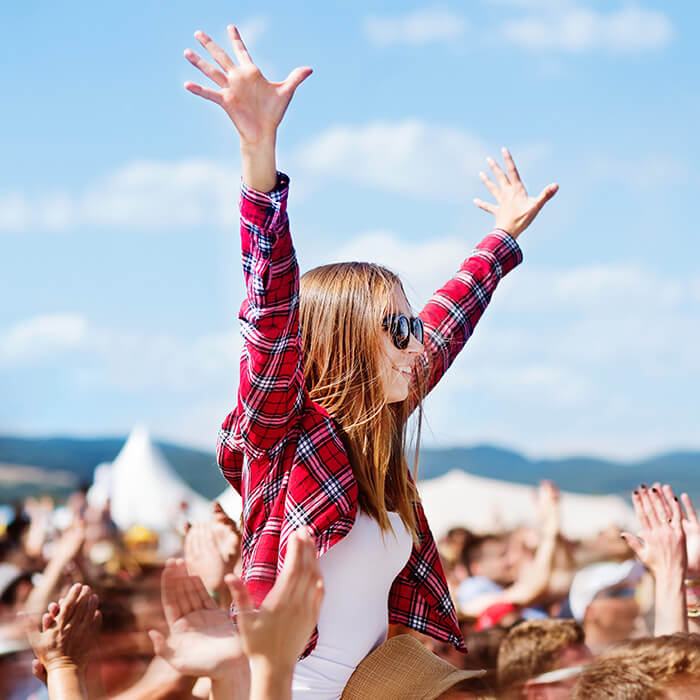 Tips for Shooting at Summer Festivals