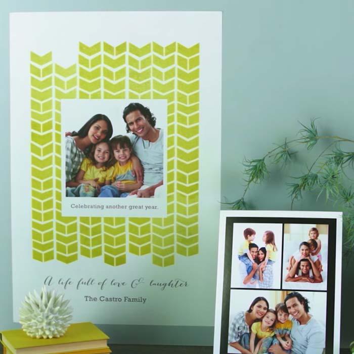 Create Custom Photo Posters