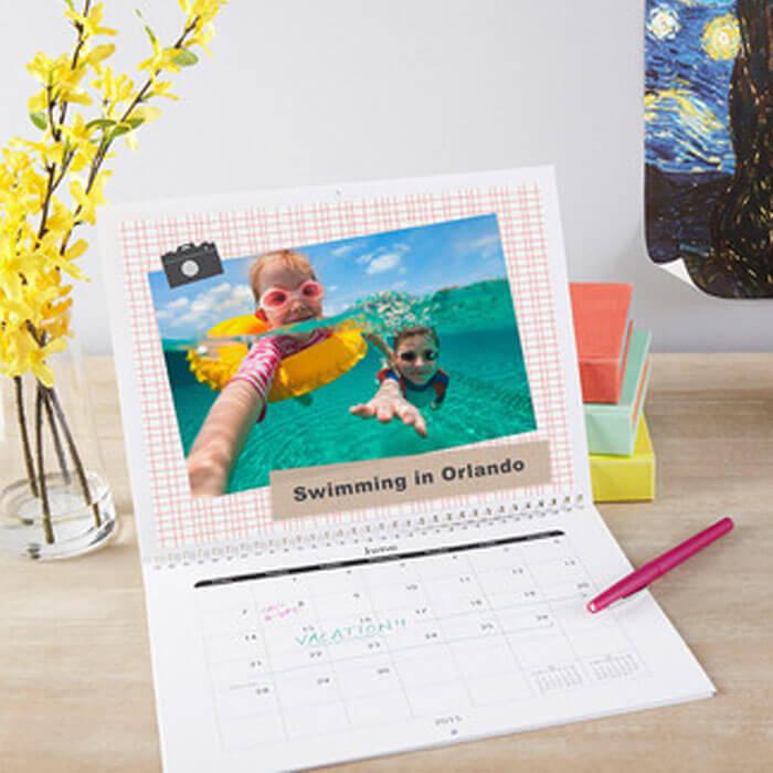 Photo Calendar Ideas and Inspiration