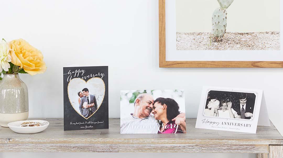 Last Minute Wedding Ideas: Last Minute Wedding Anniversary Card Ideas