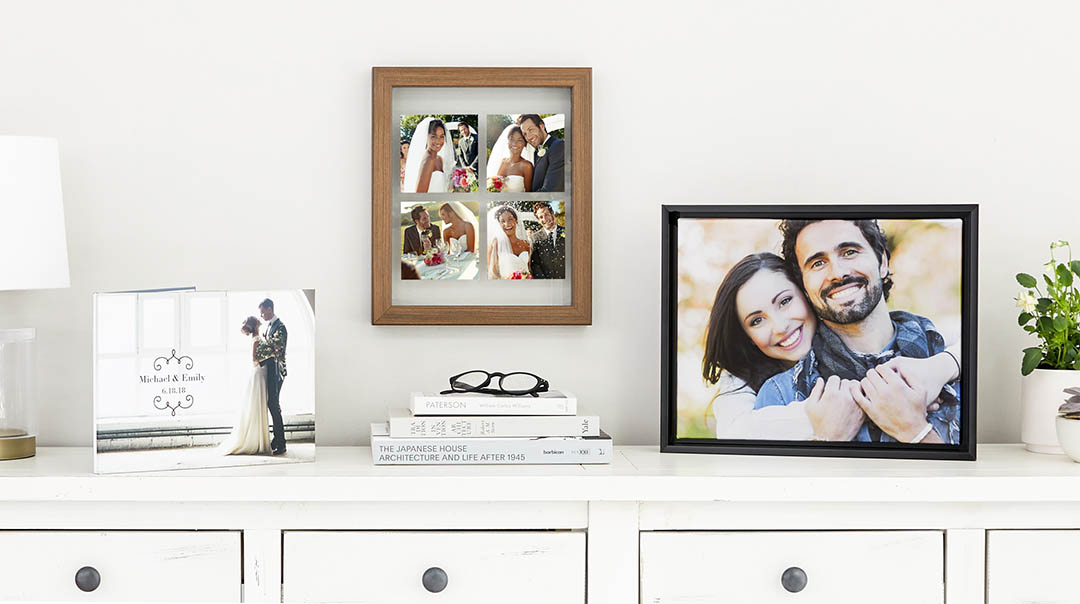 Last Minute Wedding Anniversary Gift Ideas | Walgreens Photo