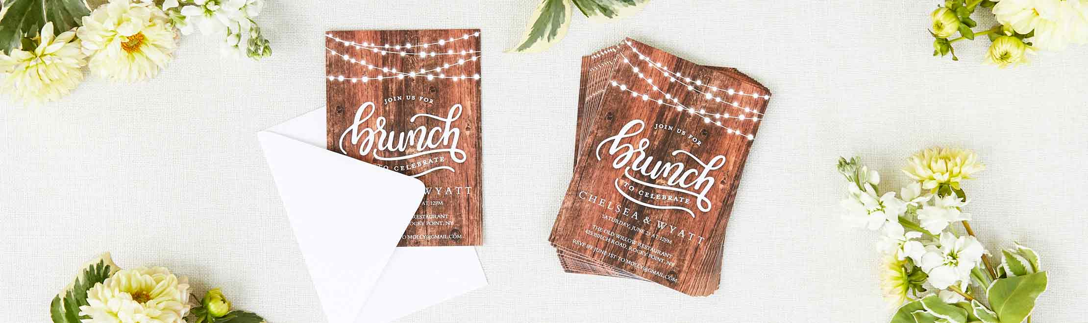 How to Word Reception-Only Wedding Invitations | Walgreens Photo ...