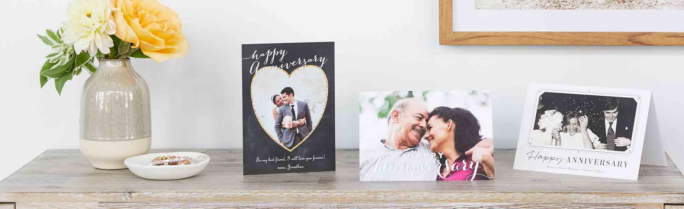 Last Minute Wedding Anniversary Card Ideas Walgreens Photo Blog
