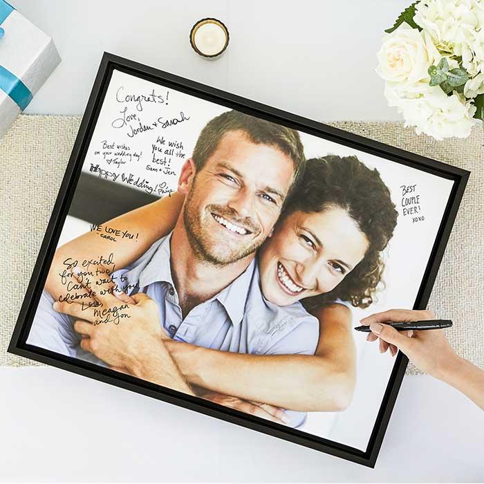 Canvas Décor Ideas for Wedding