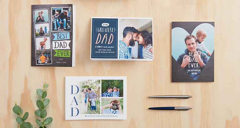 Father's Day Cards Cards for the perfect papa. Create now