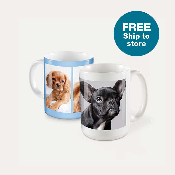 FREE Ship to Store. 11 oz. Mug