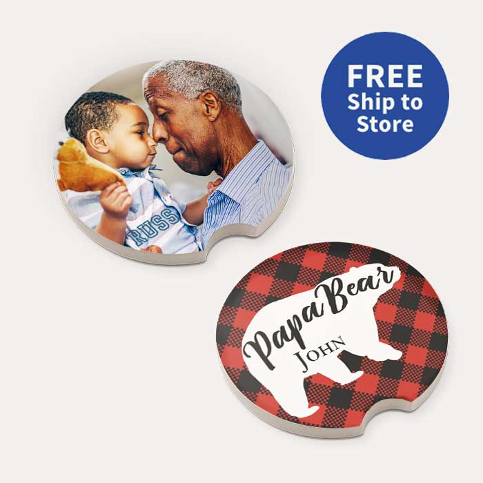 FREE Ship to Store. Car Coasters